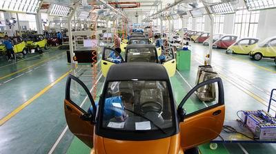 比德文:打造一个电动车行业集群的奇迹
